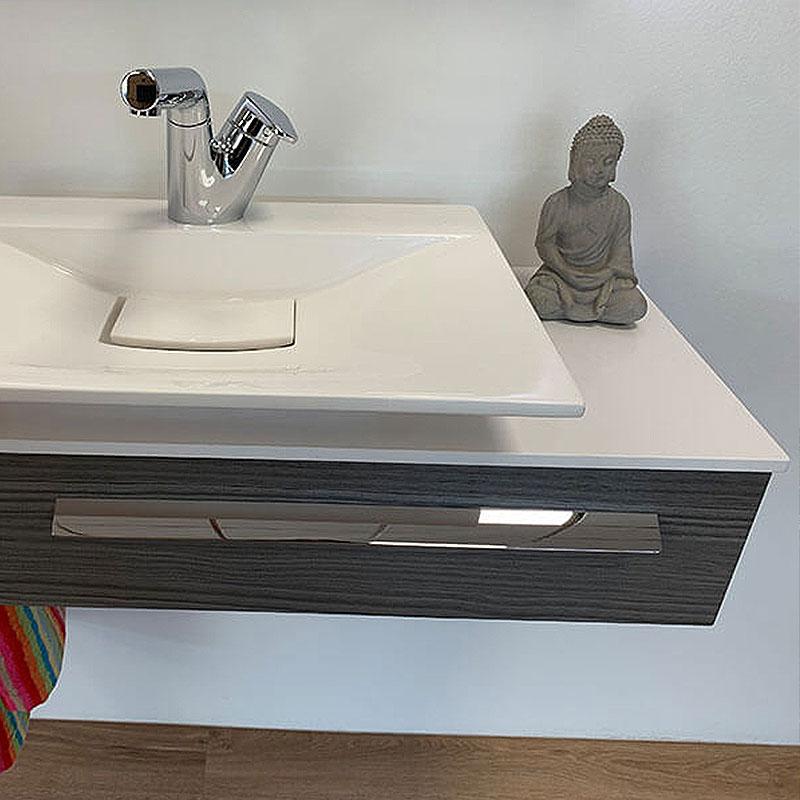 Badezimmergestaltung von Sanitär Fritz aus Herbstein.