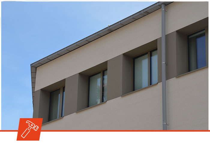 Spenglerarbeiten von der Fritz GmbH & Co KG